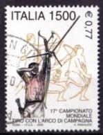ITALIEN Mi. Nr. 2711 O (A-2-30) - 1946-.. République