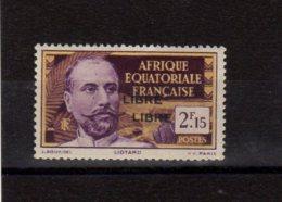 Afrique- équatoriale -Française _double Surcharge-b France Libre Et Signature Brun-  1940 - Unused Stamps
