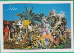 06 - Nice - Bataille De Fleurs - Editeur: Mar N°18065 - Nizza