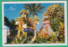 06 - Nice - Bataille De Fleurs - Editeur: Mar - Mercati, Feste