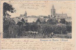 27720g  VILLAGE - PANORAMA - Braine L'Alleud - 1900 - Braine-l'Alleud