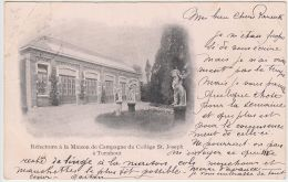 27721g   REFECTOIRE - MAISON CAMPAGNE DU COLLEGE ST. JOSEPH - Turnhout - 1900 - Turnhout