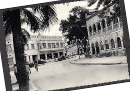 Stanleyville 1957 Sharp Photocard Hotel Des Chutes (bc34) - Congo Belga - Altri
