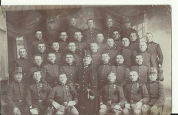 B193   --  AUSTRIA,     --  KuK  --  ORIGINAL PHOTO  --   KADETTENUNTEROFFIC, SCHULE IN ZAGREB   --    PC FORMAT - 1914-18