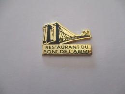 PIN´S Restaurant Du Pont De L'abime - Alimentation