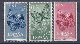 150026234  IFNI  ESPAÑA  EDIFIL  Nº  195/7 - Ifni