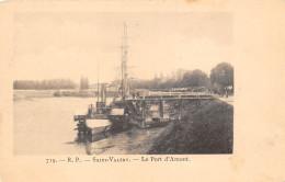 80-SAINT-VALERY-SUR-SOMME- LE PORT D'AMONT - Saint Valery Sur Somme