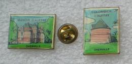 MANOIR & COLOMBIER  D'AUFFAY OHERVILLE      ZZZ    052 - Cities