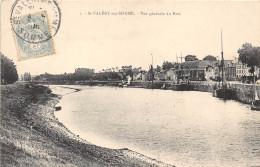 80-SAINT-VALERY-SUR-SOMME- VUE GENERALE DU PORT - Saint Valery Sur Somme