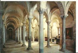Trani (Puglia) La Cattedrale Cripta, La Cathedrale Crypte, The Cathedral Crypt, Der Dom Krypta - Trani