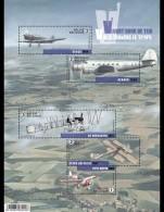 BELGIE BELGIQUE BELGIUM 2016 Old Aircraft - Unused Stamps