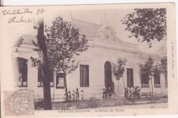 CPA -  CHATELAILLON - L'hôtel De Ville - Châtelaillon-Plage