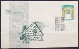 8036. Yugoslavia 1962 Maribor Week, Cover - Briefe U. Dokumente