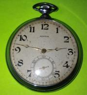 MONTRE GOUSSET ZENITH - FONCTIONNE - Bon état - Horloge: Zakhorloge