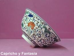 Chinese Porcelain Bowl Nº 639 - Arte Oriental