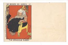 15301 - Le Musée Des Sires  ( The Gracious Queen  Sir Paul Kuger...) Série Complète De 10 Cartes Neuves - Illustrateurs & Photographes