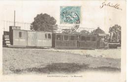 42  PANISSIERES  Le Monorail - Autres Communes