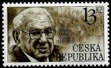 Czech Republic - 2015 - Tribute To Sir Nicholas Winton - Mint Stamp - Unused Stamps