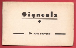 Signeulx ( Musson). Carnet De 6 Cartes Numérotées De 7 à 12 ( Voir Descriptions) - Musson