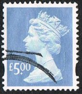 GB SGY1729 2003 Machin £5 Good/fine Used [7/8209/25DR] - 1952-.... (Elisabetta II)