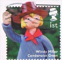 GB 2014 Children's Television 1st Camberwick Green Good/fine Used [24/21450/ND] - 1952-.... (Elizabeth II)