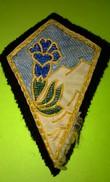 INSIGNE - GALON Armée Française - Régiment Militaire - 27 ème Bataillon Chasseurs Alpins - Armée De Terre