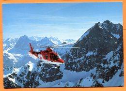 CAL1187, Agusta A-109-K2 Der Rega Vor Dem Bristen In Den Schweizer Alpen, Alpes Suisses, Hélicoptère, GF, Non Circulée - Sin Clasificación