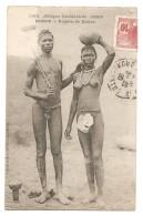 1163. SOUDAN -- BOBOS -- Région De Koury - HOMME NU - NUS - FEMME NUE - SEINS NUS - Voyagée1909 - Sudan