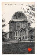 09864-LE-92-MEUDON-L' Observatoire----------animée - Meudon