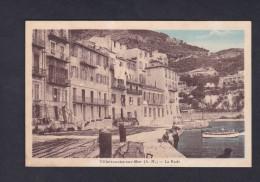 Villefranche Sur Mer (06) - La Rade ( Ed. Briano Tabac Papeterie ) - Villefranche-sur-Mer