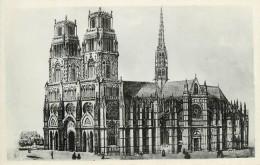 CPSM Cathedrale D'Orléans       L2192 - Orleans