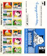 """France 1997 Bloc Carnet  De 2 Séries De 6 """" La Lettre"""" YT 3066 à 3071 Neuf - France"""