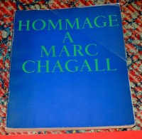 Hommage à Marc Chagall - Catalogue Expo 1969-1970 - Art