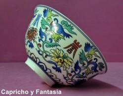 Chinese Porcelain Bowl Nº 1261 - Arte Oriental