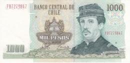 BILLETE DE CHILE DE 1000 PESOS DEL AÑO 2002 (BANK NOTE) - Chile
