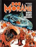 SERVICE SECRET SOUCOUPES - Bob Morane