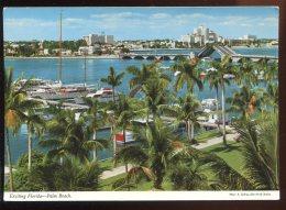 CPM Non écrite Etats Unis PALM BEACH Exciting Florida - Palm Beach