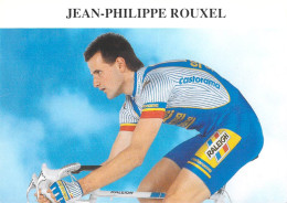 Sport  - CYCLISME -JEAN PHILIPPE ROUXEL (Castorama Raleigh)(vélo)*PRIX FIXE - Cycling