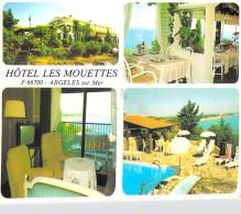 [66700] Pyrénées Orientales> ARGELES Sur MER Hôtel Les Mouettes (2)   *PRIX FIXE - Argeles Sur Mer