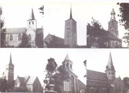 PK - Nevele - Kerken - Verstuurd Naar Diegem 1988 - Nevele