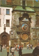 PN110 - POSTAL - PRAHA - THE OLD TOWN CLOCK - Postales
