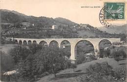 Neyrac Les Bains      07       Vue Générale. Le Pont - France