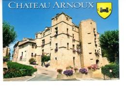 04--CHATEAU-ARNOUX---Le Chateau - France