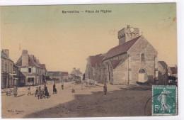 Manche - Barneville - Place De L'église - Barneville
