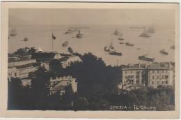 Carte Photo - Cartolina Postale - Tensi - Spezia - Il Golfo - La Spezia