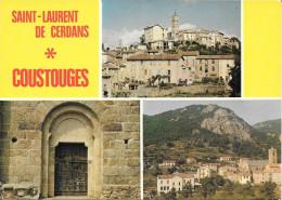 SAINT-LAURENT DE CERDANS - COUSTOUGES - Unclassified