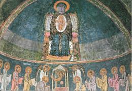 OHRID - St Sophia, View Of The Apse - Macédoine