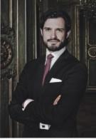 Prince  Carl Philip Sweden    ( Rood  1384 - Familles Royales