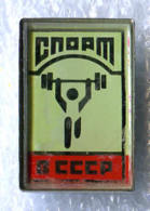 Weightlifting USSR - Weightlifting