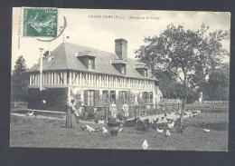 EURE 27 GRAND CAMP Maison De La Ferme - Frankreich